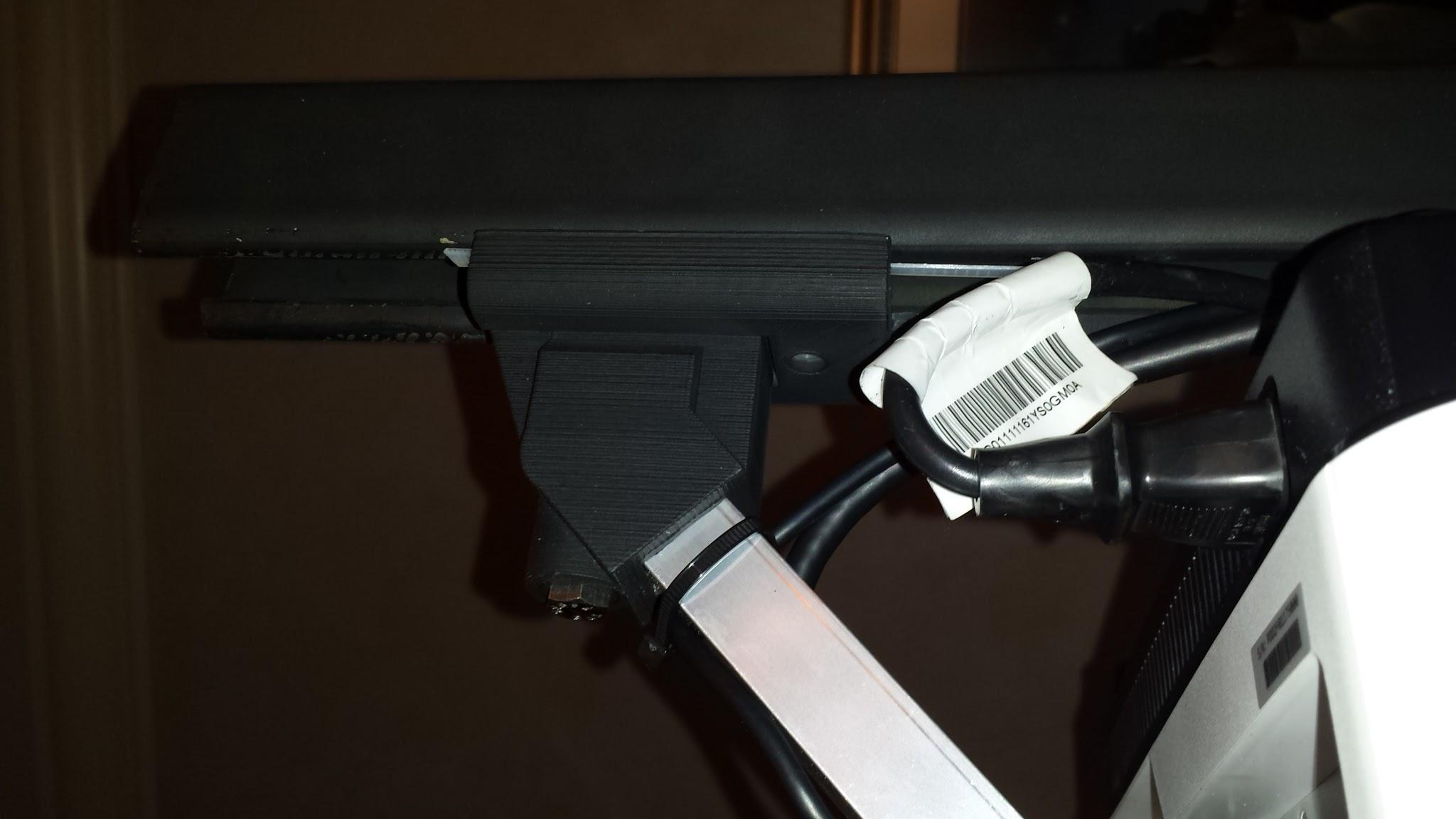 Kinect sensor mount